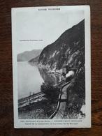 L19/516 Brison Saint Innocent. Tunnel De La Colombiere , La Corniche , Lac Du Bourget - La Motte Servolex