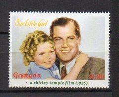 GRENADA. CINEMA. SHIRLEY TEMPLE. MNH (5R0106) - Cinema