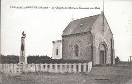 St Vaast La Hougue  - Chapelle Des Marins -   Non Circulé - Saint Vaast La Hougue