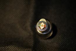 """Pin's-""""Federazione Italiana Giuoco Calcio""""la Foto Non Rende La Vera Bellezza Dell'oggetto-Integro E Completo- - Badges"""