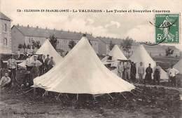LE VALDAHON - Les Tentes Et Nouvelles Casernes - Très Bon état - France
