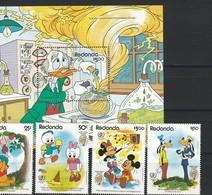 Redonta, Disney  - Set E Shet MNH - Disney