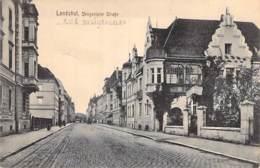 DEUTSCHLAND Allemagne ( Bavière ) LANDSHUT : Seligentaler Strasse - CPA - Germany Duitsland Alemania Germania - Landshut