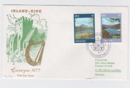 Ireland 1977 FDC Europa CEPT (DD2-56) - Europa-CEPT