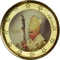 Private Proofs / Unofficial, 1 Euro, 2013, FDC, Bi-Metallic - Altri