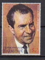 DOMINICA. RICHARD M. NIXON. MNH (5R0113) - Famous People