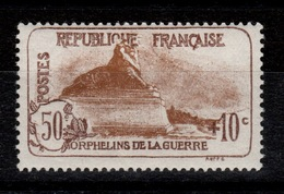 YV 230 N** - 3eme Orphelins Cote 95 Euros - France