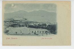 ESPAGNE - GRAN CANARIA - Las Palmas - PORT DE LA LUZ - Gran Canaria