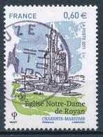France - Notre-Dame De Royan YT 4613 Obl. Cachet Rond - Oblitérés