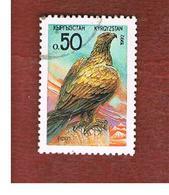 KYRGYZSTAN   - SG 2  - 1992   BIRDS: AQUILA  HELIACA   -   USED - Kirghizstan