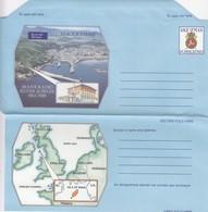 ISLE OF MAN - AEROGRAMME MANX RADIO SYLVER JUBILEE  / 2 - Isle Of Man