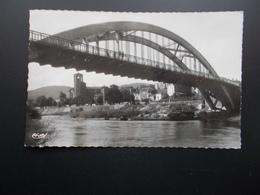 LANGEAC  L'Allier Et Le Pont  1953 - Langeac