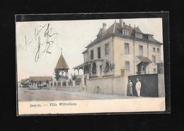 C.P.A. DE ERSTEIN 67 - France