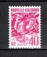 NOUVELLE CALEDONIE  N° 629  NEUF SANS CHARNIERE COTE 1.20€   CAGOU OISEAUX ANIMAUX - Nueva Caledonia
