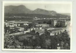 BAGHERIA - PALAZZO VALGUARNERA E STADIO   VIAGGIATA  FG - Bagheria