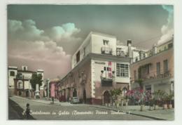 S.BARTOLOMEO IN GALDO - PIAZZA UMBERTO I   VIAGGIATA FG - Benevento