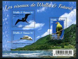 Wallis, N° 860 à N° 862** Y Et T, En Mini Feuille - Wallis-Et-Futuna
