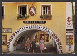 87084/ ST. WOLFGANG, Hotel *Weisses Rössl* - St. Wolfgang