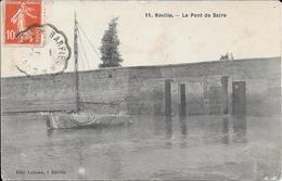 Reville - Pont De Saire     -  Circulé - France