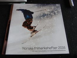 ~~~ Norway Norvege Noorwegen 2016 - Official Year Book Booklets Carnets -  ** MNH  ~~~ - Années Complètes