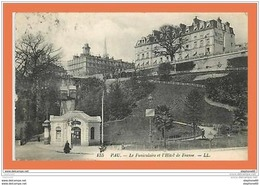 A217/269 64 - PAU - Le Funiculaire Et L' Hotel De France - Sin Clasificación