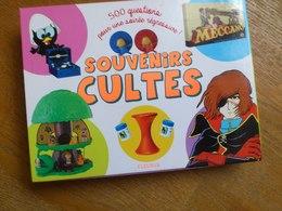 Souvenirs Cultes, Fleurus, 500 Questions - Group Games, Parlour Games