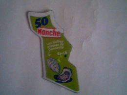 Magnet Le Gaulois, Manche, 50 - Tourisme