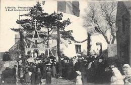 Reville - Procession A Nd De Jouville 28 Mai 1908 -    Non Circulé - France