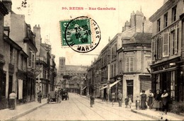 REIMS -   Rue Gambetta  LOT  762 - Reims