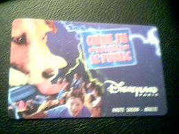 """Passeport Disneyland, """"Chérie J 'ai Raté L'avion"""",adulte, 1999 - Autres Collections"""