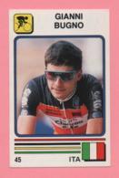 Figurina Supersport 1988 N° 45 - Ciclismo, Gianni Bugno - Ciclismo