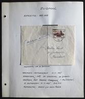 COLLECTION PRIVEE LETTRES BASE ANTARCTIQUE - ANTARCTICA - Expéditions De 1957 à 1967 -  AVEC LES EXPLICATIONS ET NOMS - Expéditions Antarctiques