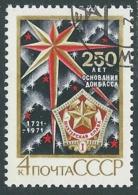 1971 RUSSIA USATO DONBASS BACINO CARBONIFERO - UR18-2 - 1923-1991 URSS