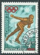 1972 RUSSIA USATO OLIMPIADI INVERNALI SAPPORO PATTINAGGIO 4 K - UR18-5 - 1923-1991 URSS