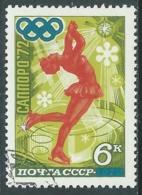 1972 RUSSIA USATO OLIMPIADI INVERNALI SAPPORO PATTINAGGIO ARTISTICO 6 K - UR18-5 - 1923-1991 URSS