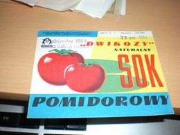 Dwikozy Naturalny Sok Pomidorowy - Frutta E Verdura
