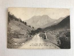 Bellevaux - Sur La Route Du Roc D'enfer - Bellevaux