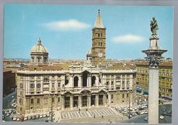 IT. ROMA. ROME. Basilica Di S. Maria Maggiore. Basilique De St. Maria Maggiore. Church. Old Cars. - Roma (Rome)