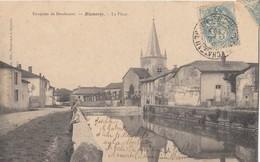 BLUMERAY (environs De Doulevant): La Place - Autres Communes