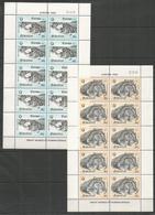 10x GIBRALTAR - MNH - Europa-CEPT - Geography - 1983 - Europa-CEPT