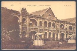 Ghana GOLD COAST Colonial Secretary - Ghana - Gold Coast