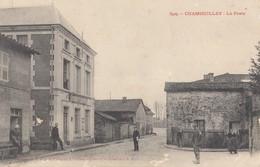 CHAMOUILLET: La Poste - Autres Communes