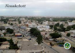 Mauritania Nouakchott Overview New Postcard Mauretanien - Mauritania