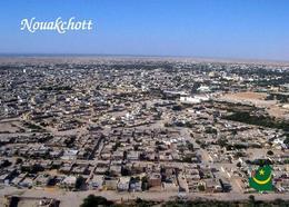 Mauritania Nouakchott Aerial View New Postcard Mauretanien - Mauritania