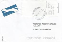 South Africa RSA 2000 Belleville Counter 14 Meter PO3.1 Olivetti ATM EMA FRAMA Cover - Frankeervignetten (Frama)