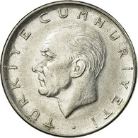 Monnaie, Turquie, Lira, 1975, TB+, Stainless Steel, KM:889a.2 - Türkei