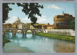 IT. ROMA. ROME. Ponte E Castel S. Angelo. Pont Et Chateau Sant Ange. Brucke Und Engelschloss. - Castel Sant'Angelo