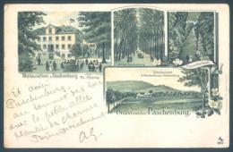 Gruss Von Der Paschenburg Restauration - Allemagne