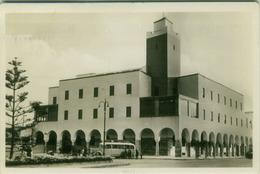 AFRICA - LIBIA / LIBYA - BENGASI / Benghazi - PALAZZO DELLA BANCA D'ITALIA - EDIZ. NASCIA - 1940s (BG3420) - Libia