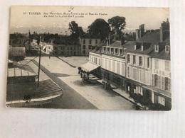 Tarbes Rue Marendieu Place Parmentier Rue Du Foulon - Tarbes